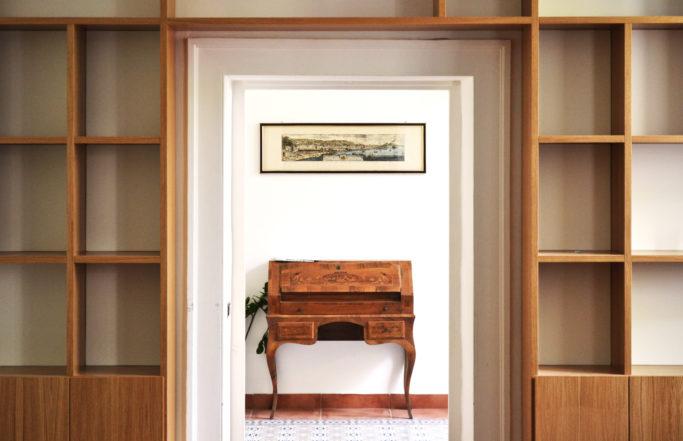 Jane's Bookcase