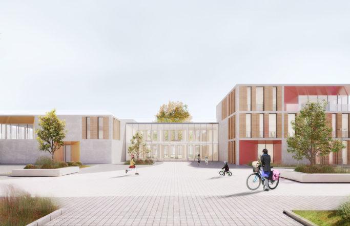 Segrate Restarting Community Spaces